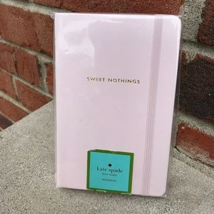 Kate Spade Sweet Nothings Notebook